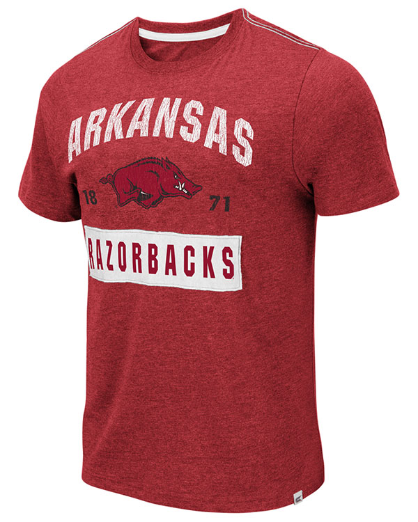 NCAA Arkansas Razorbacks T-Shirt V2