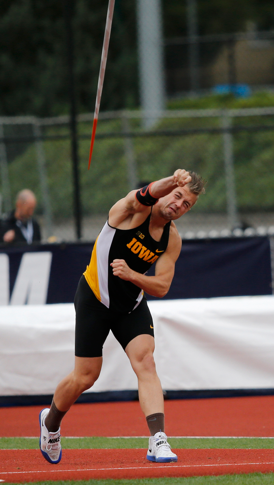 Will Dougherty -- DEC Javelin
