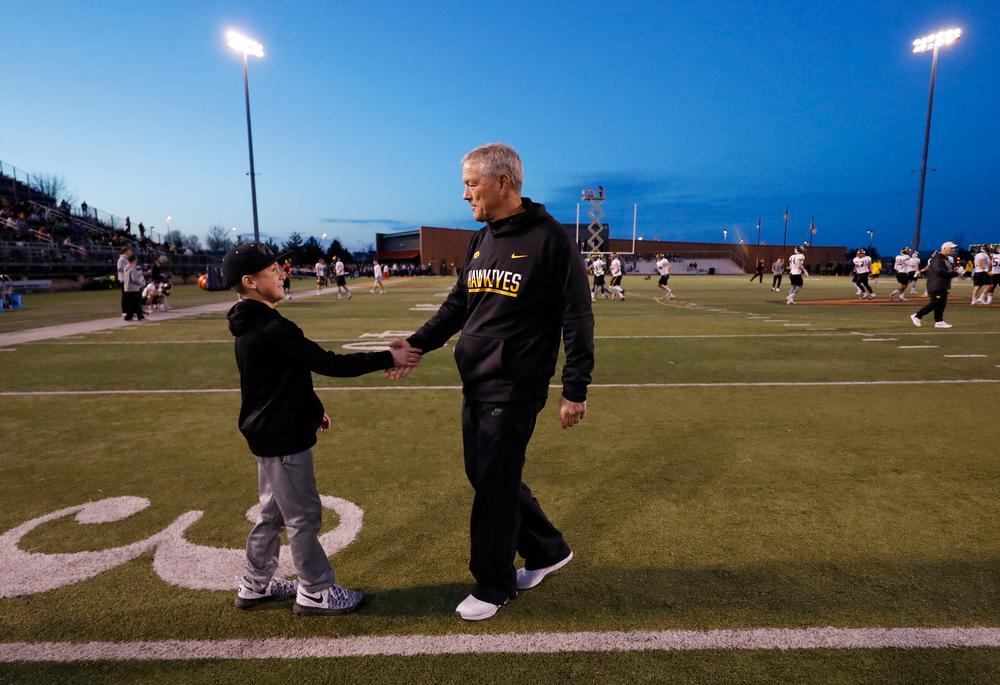 Head Coach Kirk Ferentz