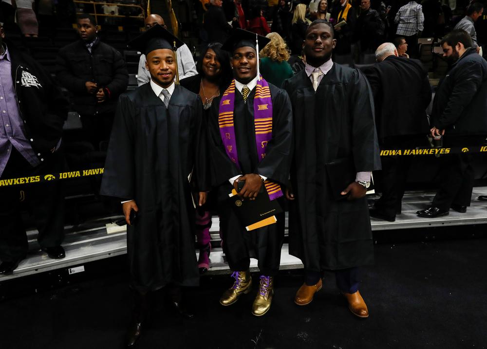 Desmond King, Jaleel Johnson, Damond Powell Jr.
