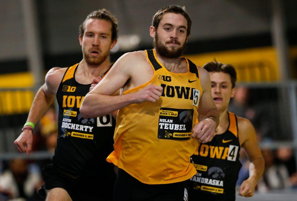 Iowa's Nolan Teubel