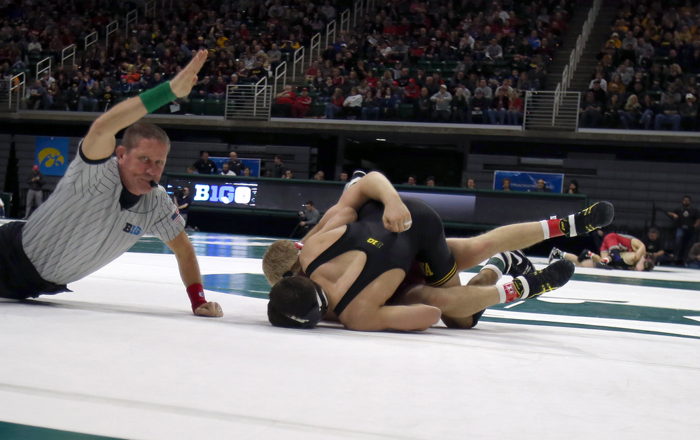 Michael Kemerer for the fall