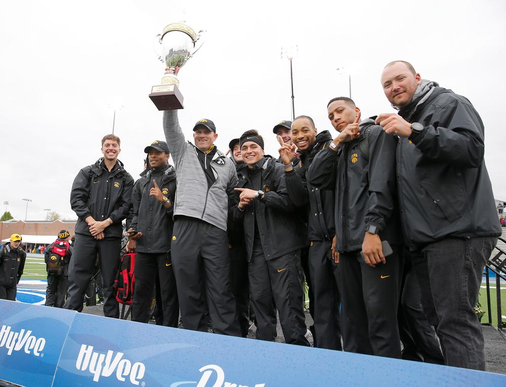 Hy-Vee Cup winners