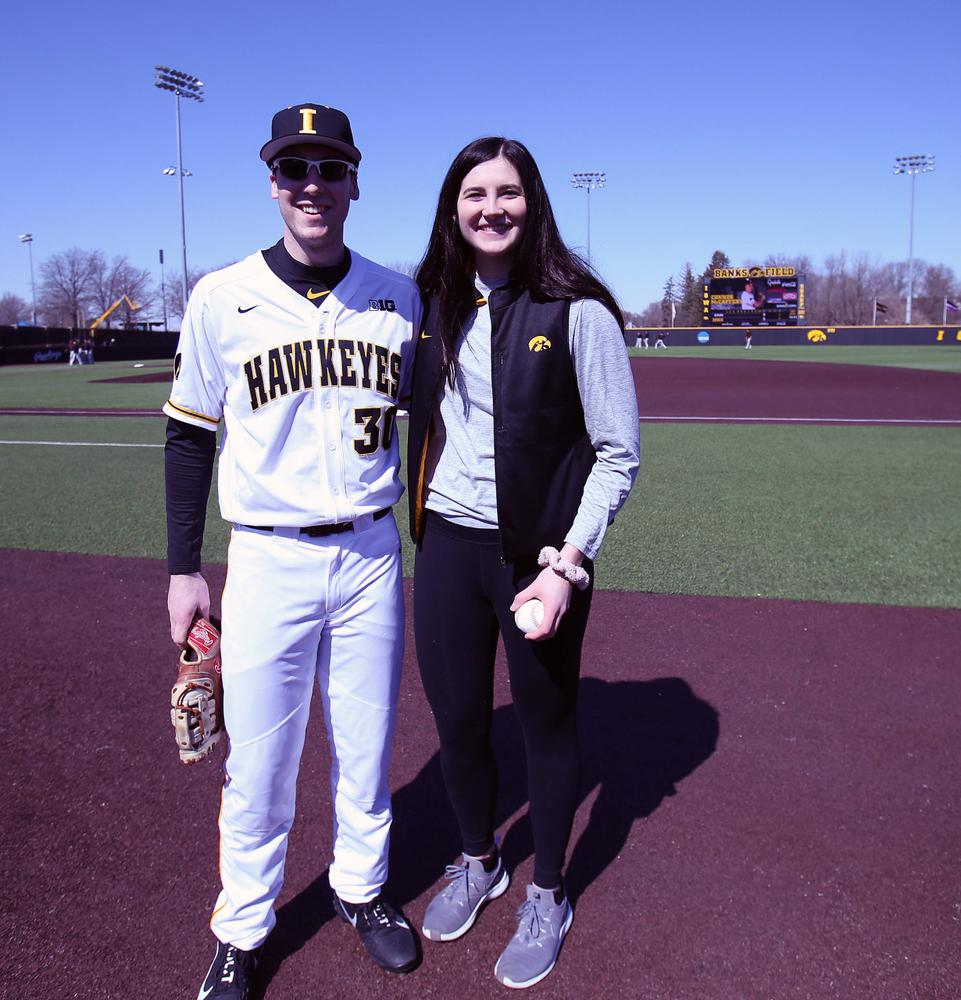 Connor McCaffery, Megan Gustafson