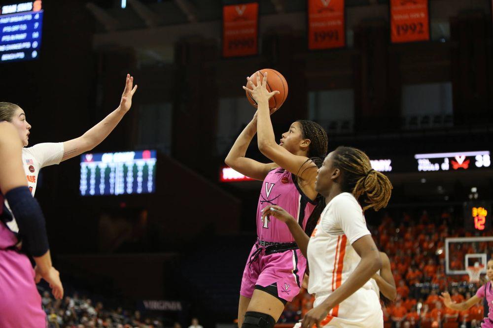 Women's Basketball vs. Syracuse
