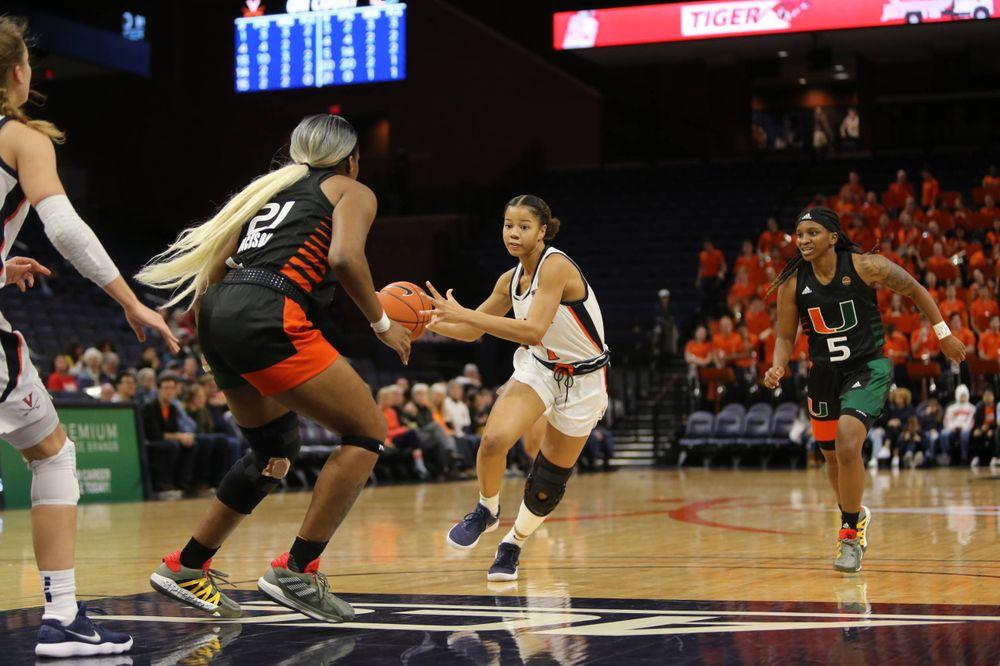 Women's Basketball vs. Miami