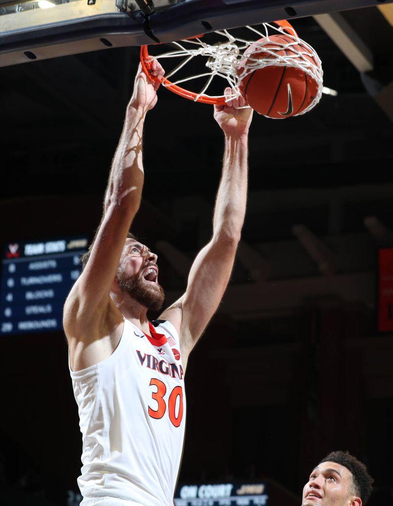 UVA Men's Basketball home opener vs. JMU