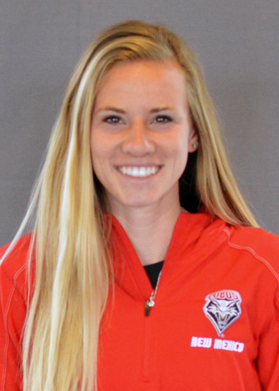 Courtney Frerichs - Cross Country - University of New Mexico Lobos Athletics