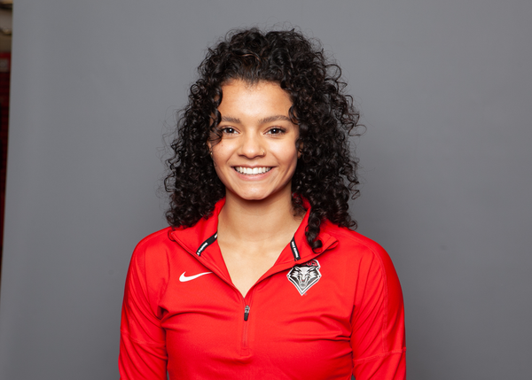 Kiara Quezada-Arzate - Track & Field - University of New Mexico Lobos Athletics
