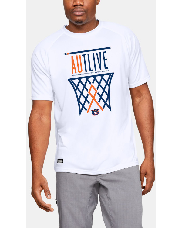 Official Auburn Tigers 2020 Autlive Basketball Short Sleeve T Shirt Auburn Athletics Shop