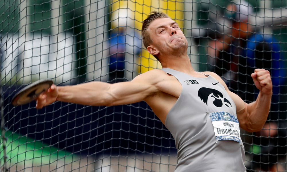 William Dougherty, Dec discus