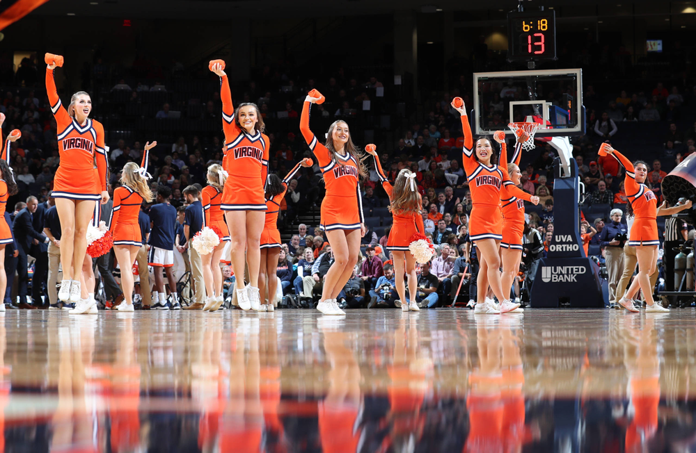 UVA Men's Basketball vs. Vermont
