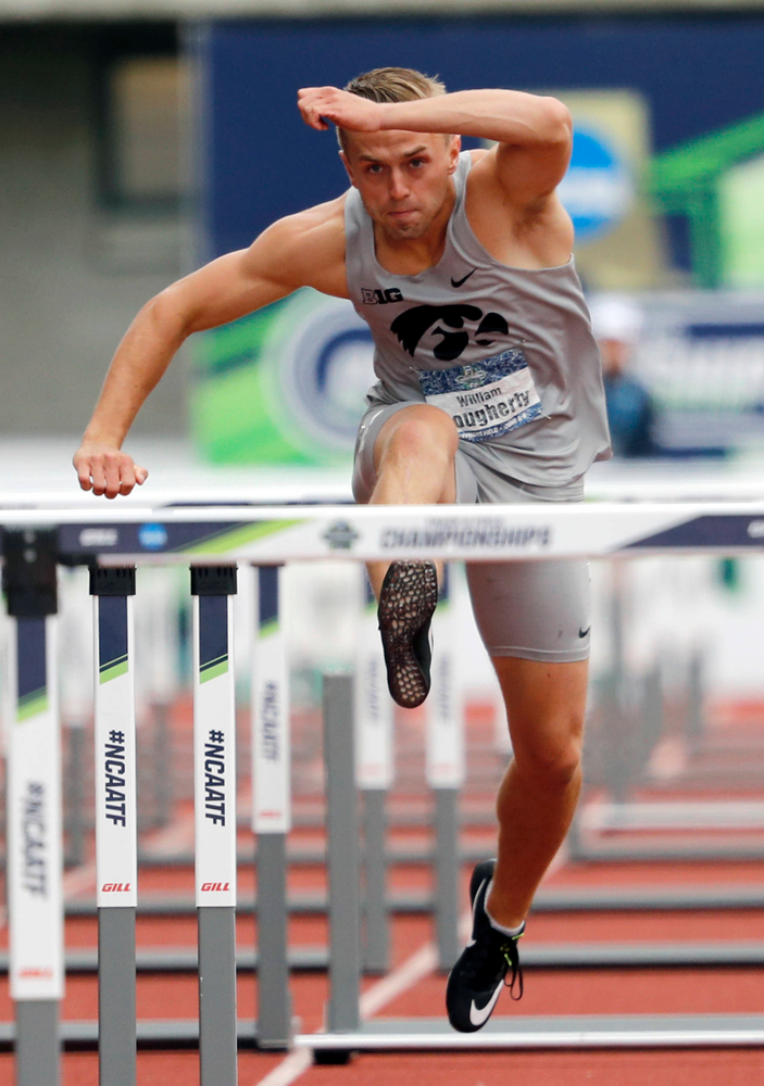 William Dougherty, Dec 110 hurdles
