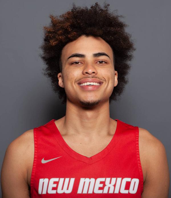 Isaiah Marin - Men's Basketball - University of New Mexico Lobos Athletics