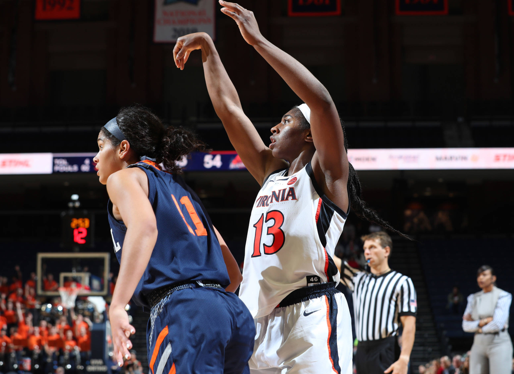Women's Basketball season opener vs. Bucknell