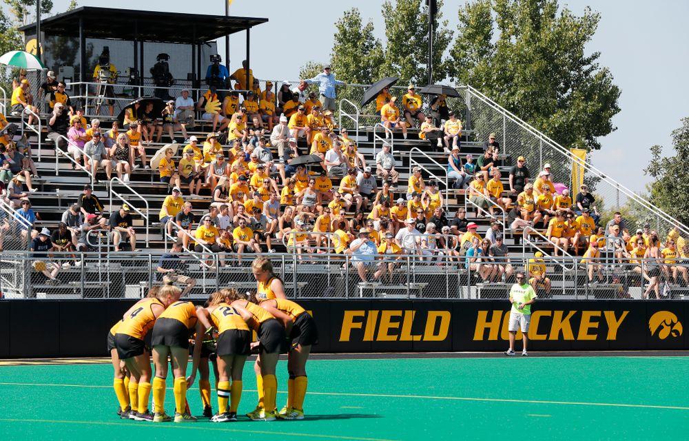 The Iowa Hawkeyes against Indiana Sunday, September 16, 2018 at Grant Field. (Brian Ray/hawkeyesports.com)
