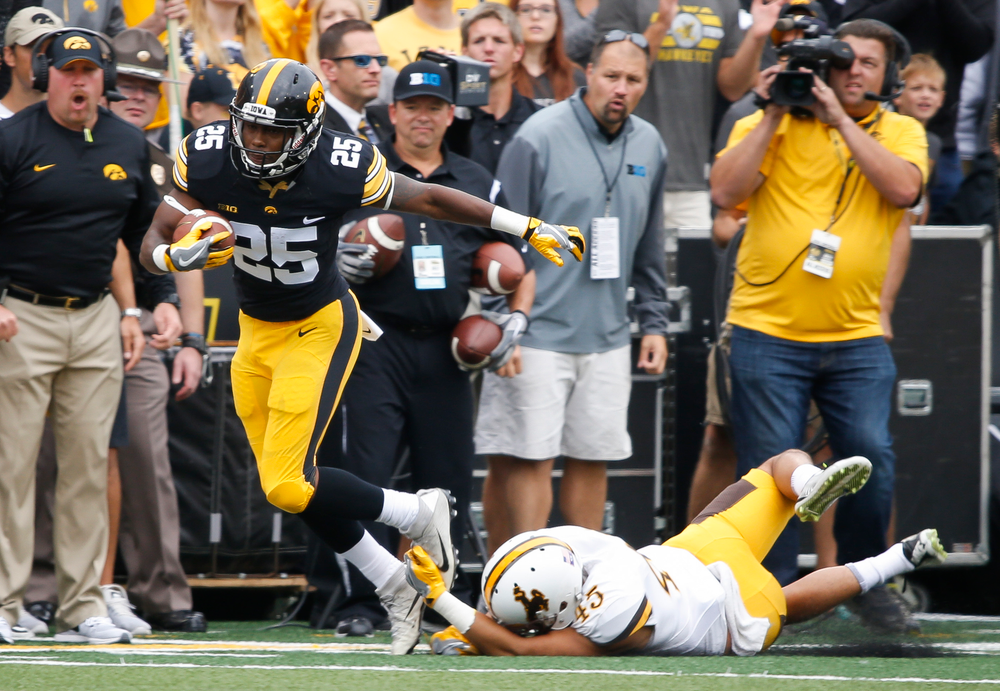 Akrum Wadley (25)