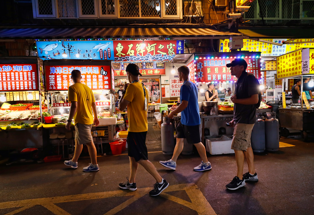 The Huaxi Street Night Market