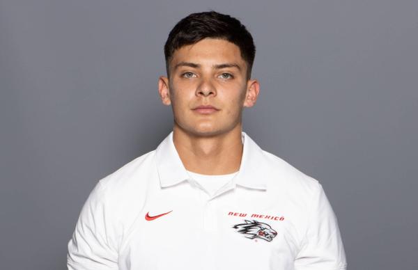Joah Flores - Football - University of New Mexico Lobos Athletics