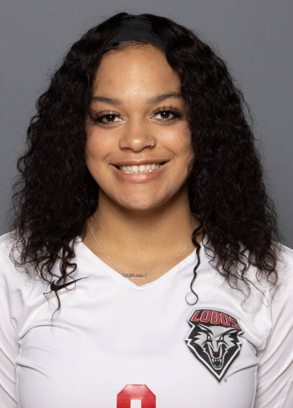Kaitlynn Biassou - Women's Volleyball - University of New Mexico Lobos Athletics