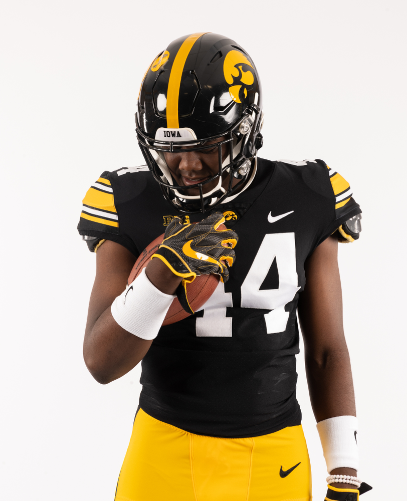 Hawkeye Football recruiting tailgate Saturday, June 22, 2019 at Kinnick Stadium. (Brian Ray/hawkeyesports.com)