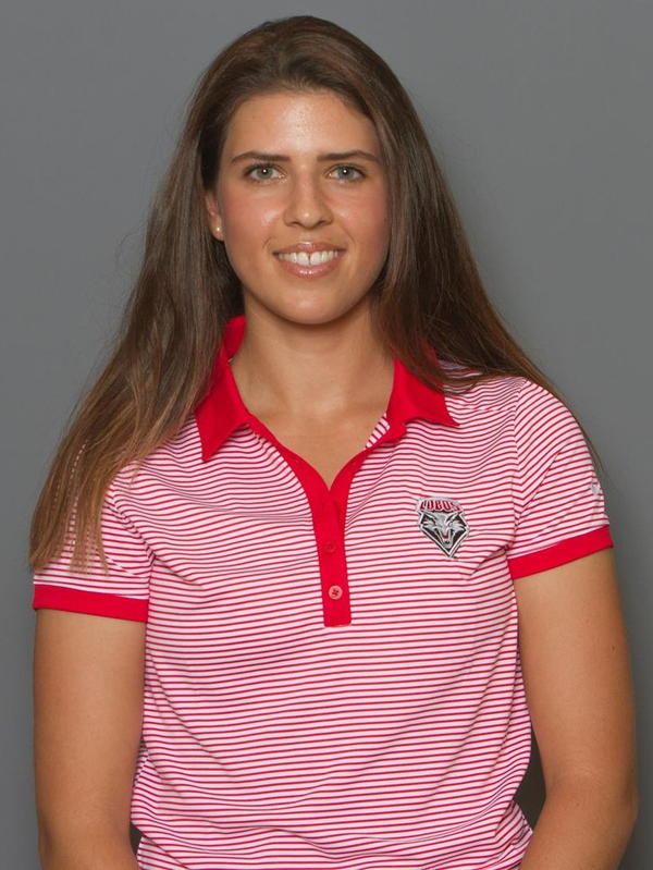 Alexandra Moisand - Women's Golf - University of New Mexico Lobos Athletics