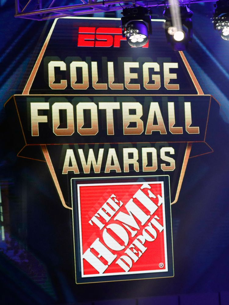 Home Depot College Football Awards Show
