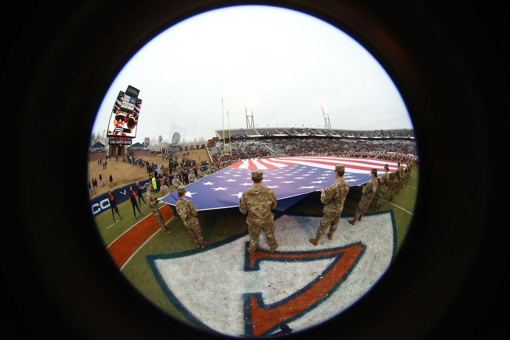 UVA Football vs. Liberty