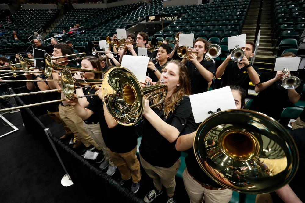 The Iowa Pep Band