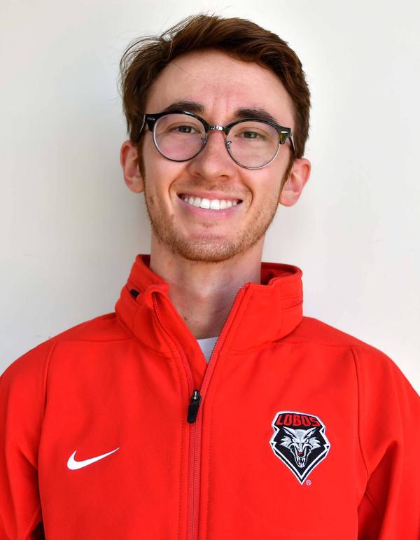 Reece  Donihi - Cross Country - University of New Mexico Lobos Athletics