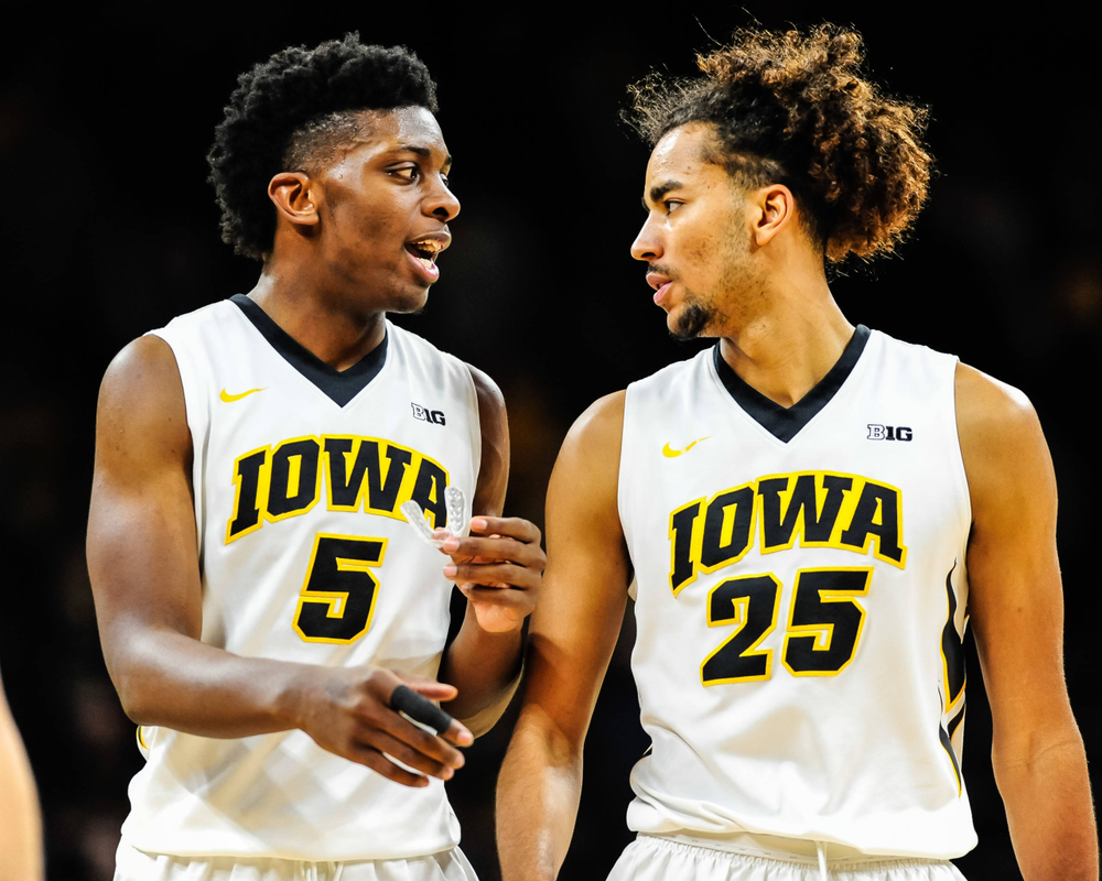 Tyler Cook, Dom Uhl